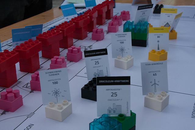 Reallabor Energiewende - Das Rollenspiel @ Festival der Zukunft / 30 Jahre Bundesumweltministerium