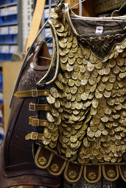 Royal Shakespeare Company Costume Department