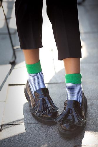 MSGM-tassel-loafers