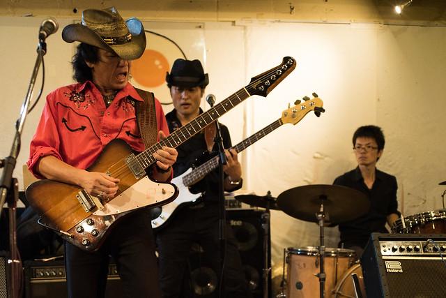 鈴木Johnny隆バンド at Golden Egg, Tokyo, 18 Jul 2016 -00117