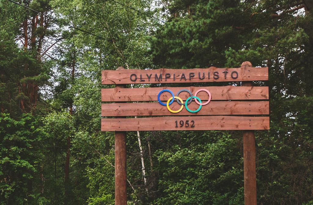 Ahveniston Olympiapuisto