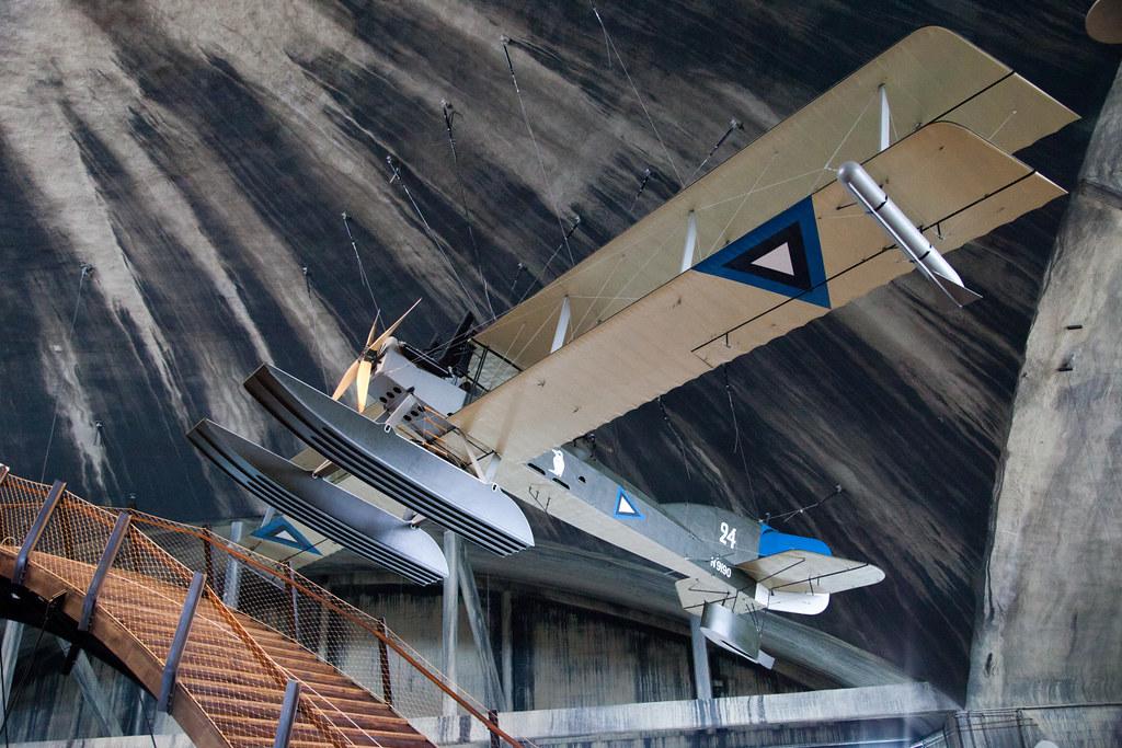Lennusadam, Tallinna, Merimuseo