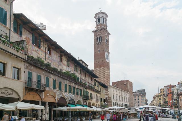 Casa dei Mazzanti und Torre del Gardello