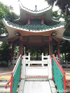 CIRCLEG 香港 遊記 美孚 嶺南之風 荔枝角公園  (11)