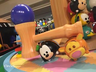 CIRCLEG 九龍塘 又一城 DISNEY TSUM TSUM 壽司 「Disney Tsum Tsum Walk N Roll Festival (12)