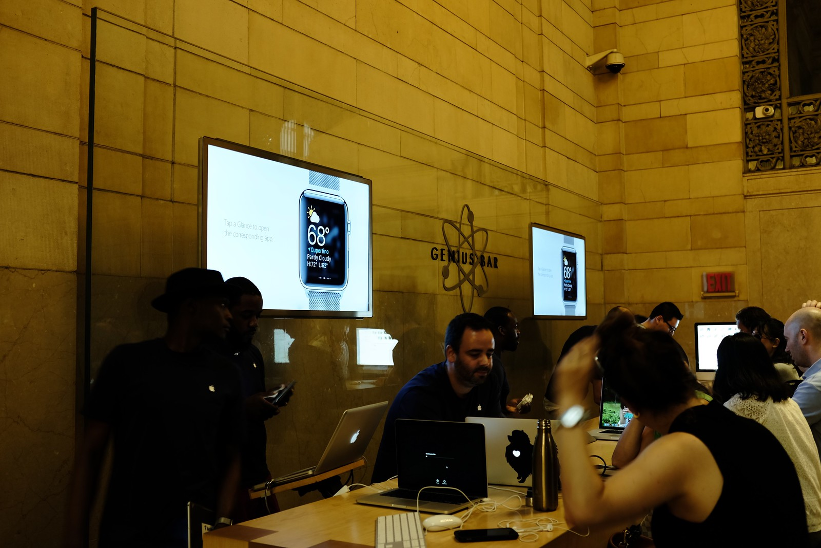 Apple Grand Central