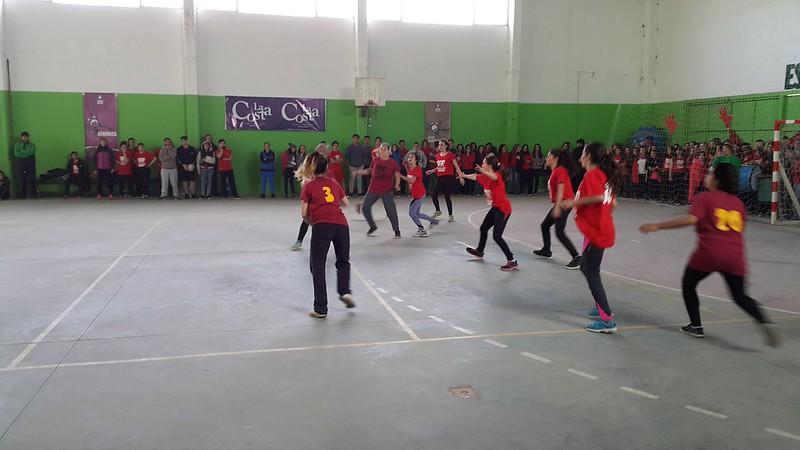 segunda fecha de handball