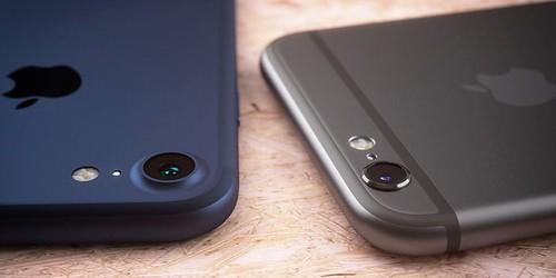 El iPhone 7 con mismo precio que el iPhone 6s