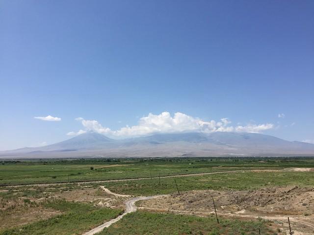 Mt Ararat from afar