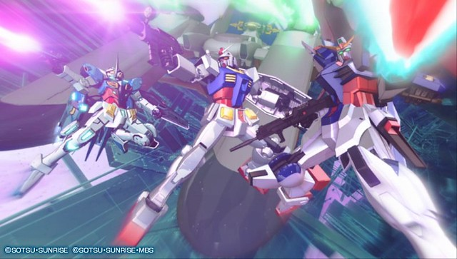 Gundam EVF