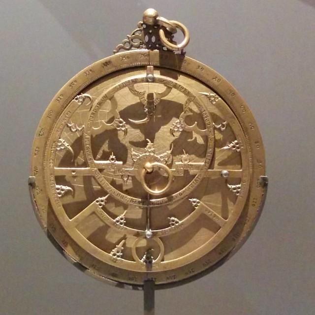 Astrolabe #toronto #agakhanmuseum  #astrolabe #spain