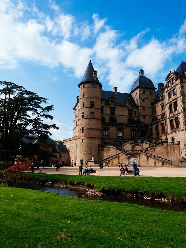 Château de Vizille (38) 29567048573_9c81e369c9_c