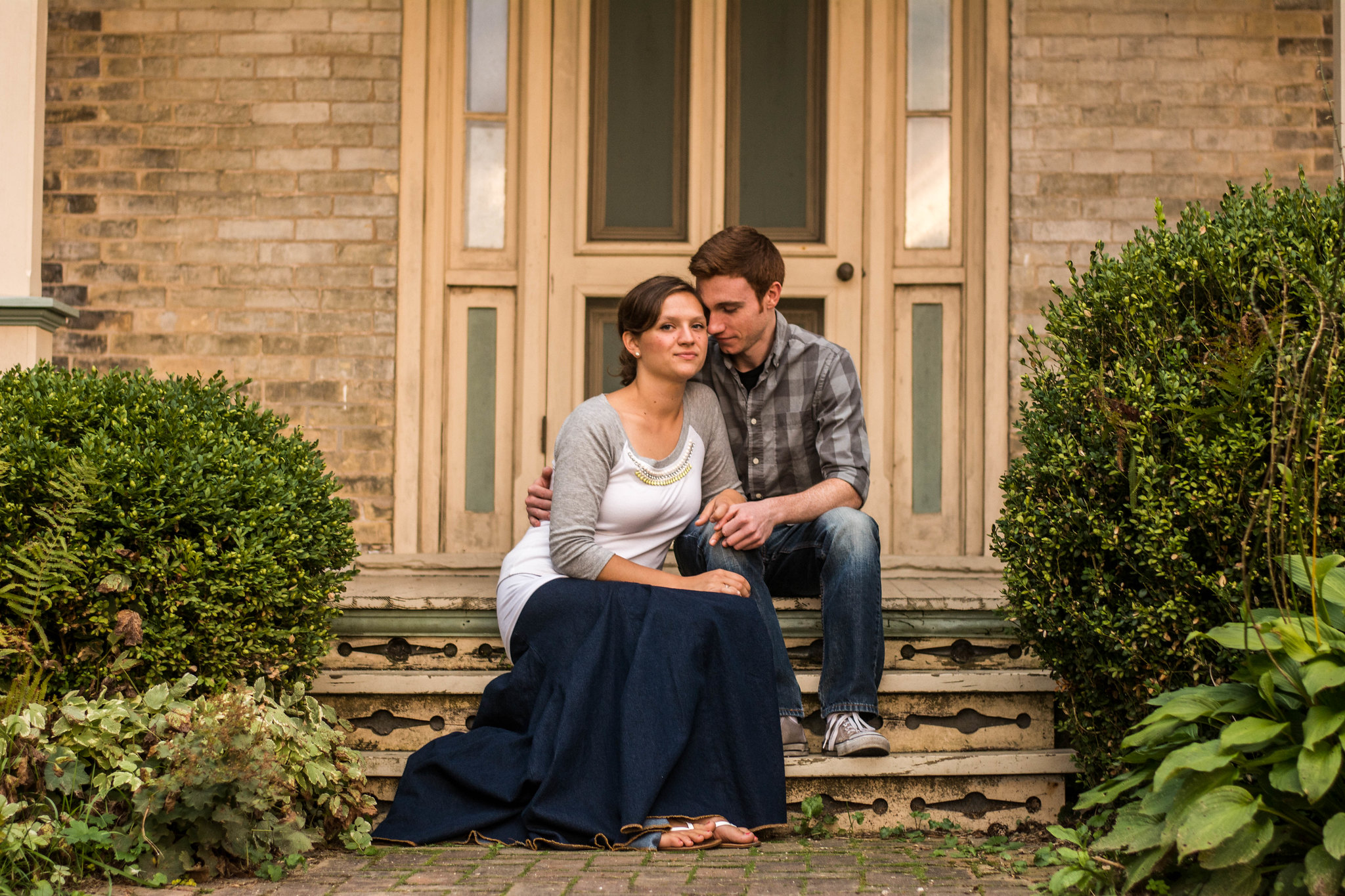 Ben & Elizabeth // Engaged