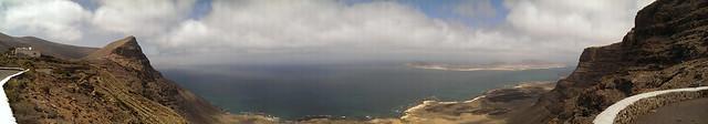 Panorama Mirador del Guinate