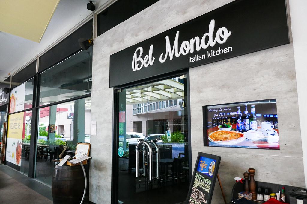 Bel Mondo Italian Kitchen @ Millenia Walk