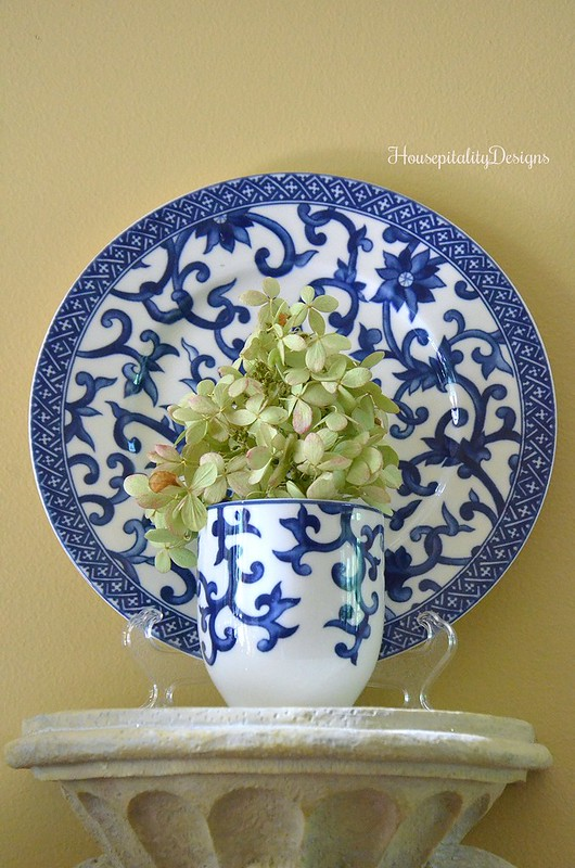 Blue and White - Limelight Hydrangea - Housepitality Designs