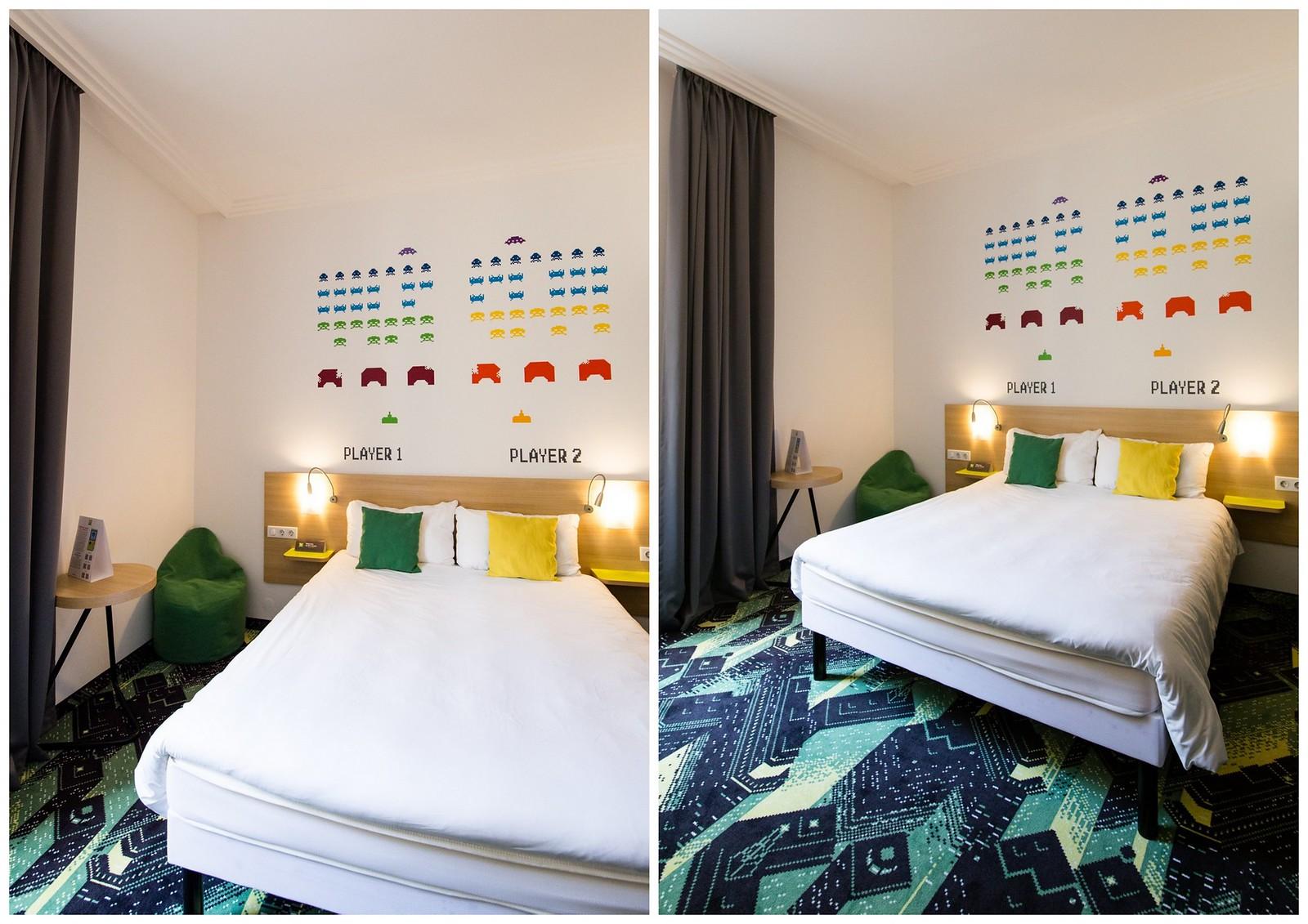 Hotel i Budapest1