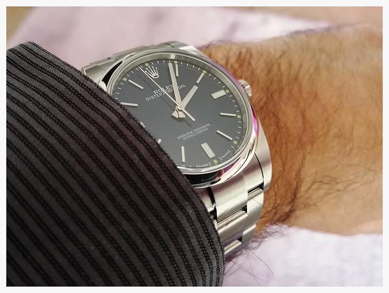 Cadran bleu -> quel bracelet cuir ? 29648009853_06acc5128a_c