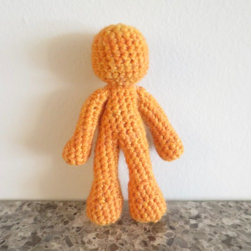 Iron Craft '16 Challenge 20 - Amigurumi
