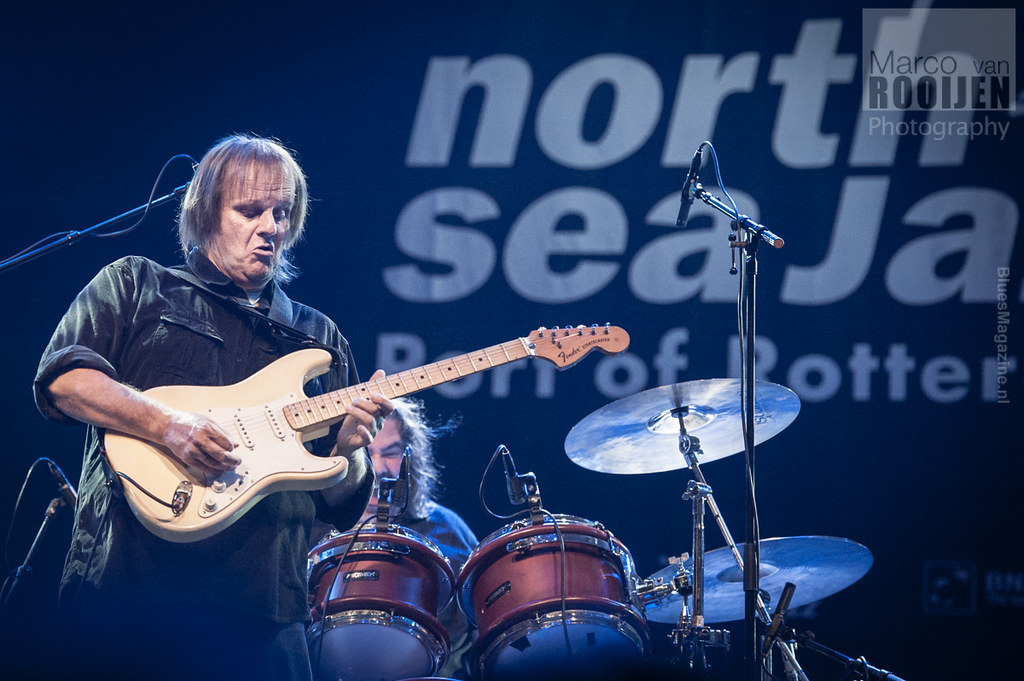 Walter Trout @ North Sea Jazz Festival 2016