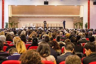 Noicattaro. Assemblea Testimoni di Geova front
