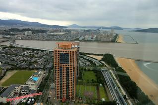 CIMG1316 Desde la Torre de Fukuoka  (Fukuoka) 14-07-2010