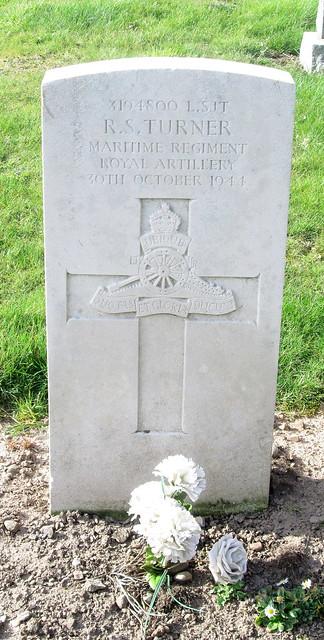 Markinch War Grave 1