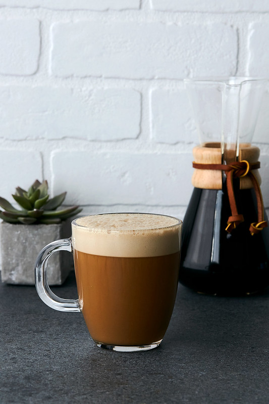 Boosted Coffee