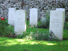 German war graves
