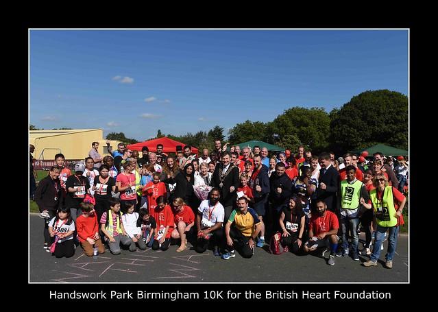 Handsworth Park 10K