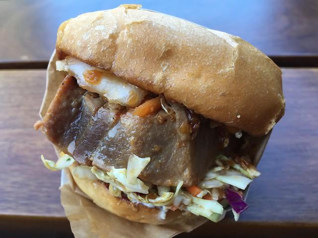 Ahi burger - Gott's Roadside