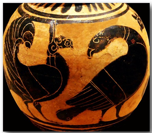 Ancient greek pottery decoration 188 flickr photo sharing for Ancient greek pottery decoration