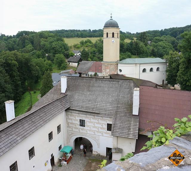 Sovinec(ko) / Sovinec region