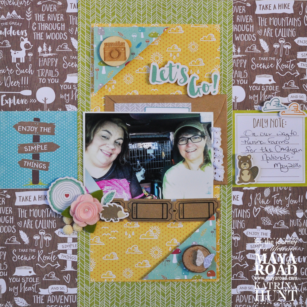 Let's Go-Maya Road and Jillibean Soup