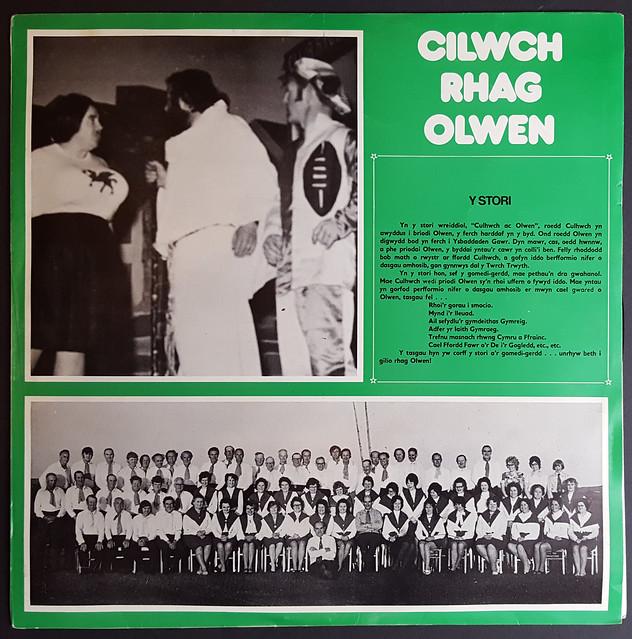 Cilwch Rhag Olwen
