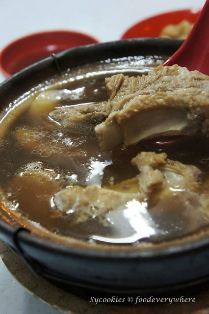 13.Leng Kee (Claypot) and Bah Kut Teh Center & Porride Stall @ Jalan Ipoh