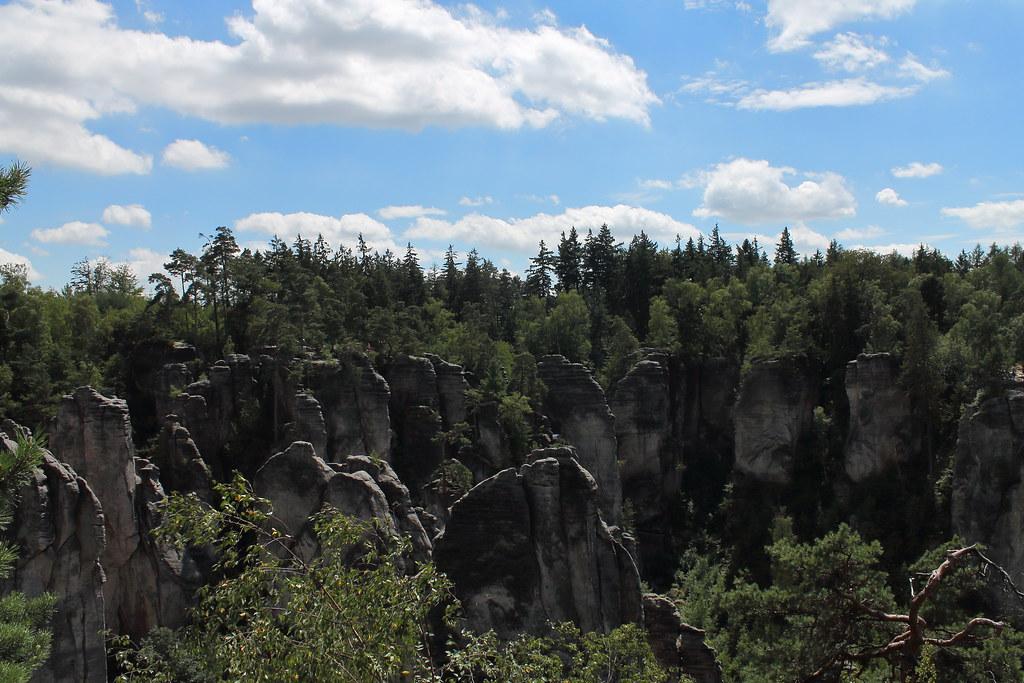 Cisařská Chodba Gorge (The Emperor's passage)