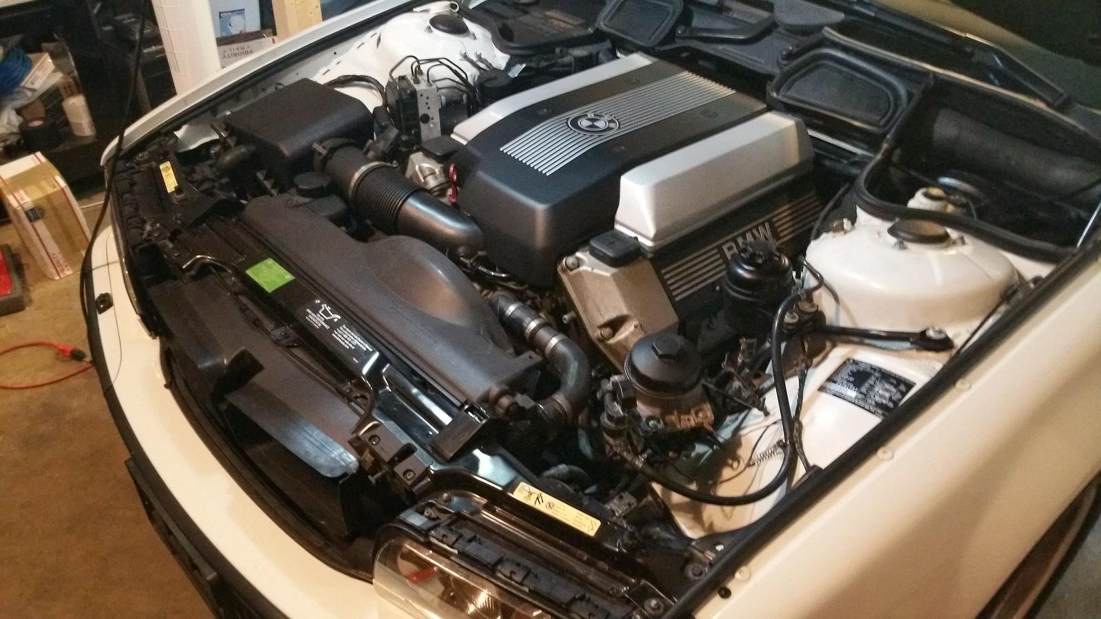 831bcf1e304 Here we go again.. E38 M7 project. Alpine white 38k - BMW M5 Forum ...