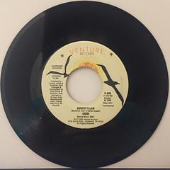 CHERI:MURPHY'S LAW(RECORD SIDE-B)