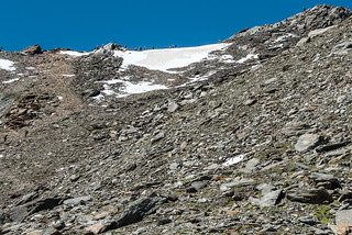 Madritschjoch, 3123 m