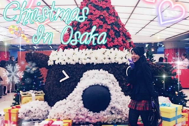 Christmas in Osaka