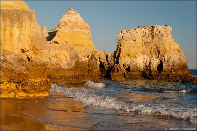 Praia dos Três Castelos
