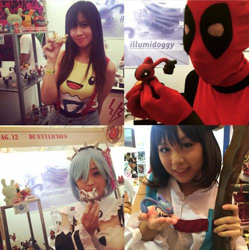 Illumidoggy Popcon Asia 2016 6