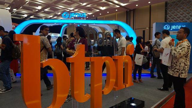 BTPN adalah salah satu bank yang melihat adopsi teknologi sebagai masa depan perbankan. BTPN baru saja meluncurkan Jenius