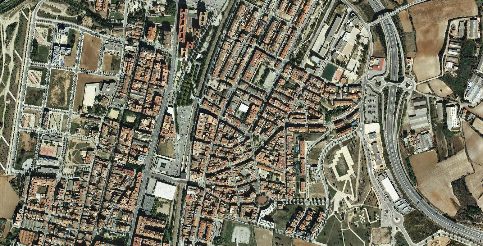 granollers, barcelona, cacaolat, después, urbanismo, planeamiento, urbano, desastre, urbanístico, construcción, rotondas, carretera