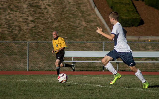 2016-09-12 (Boys Varsity Soccer vs Eastlongmeadow)