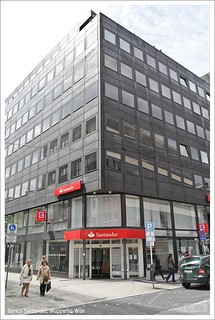 Banco santander wuppertal flickr photo sharing for Banco santander maps