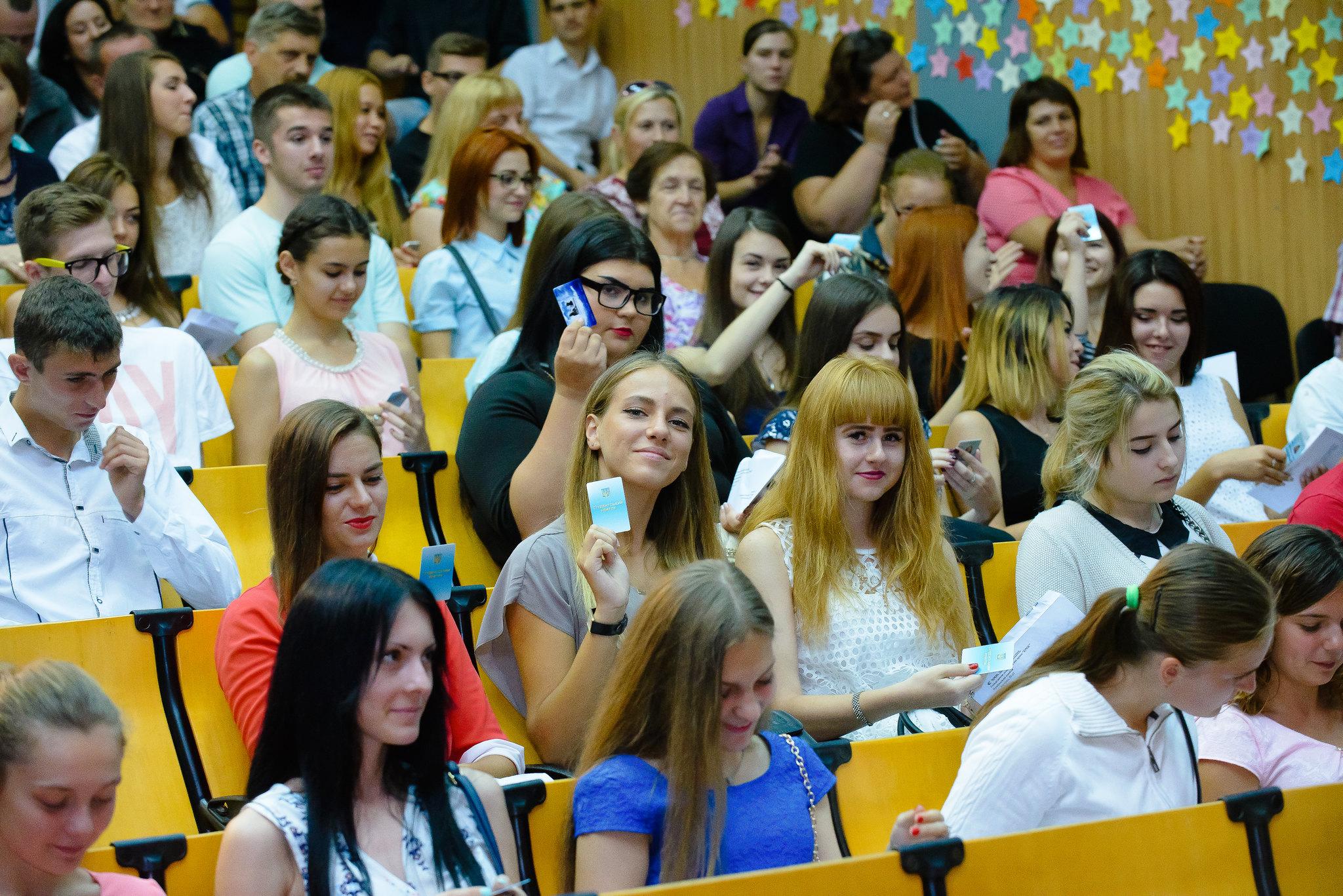 Посвята у Студенти - 2016 / 27-28.08.2016
