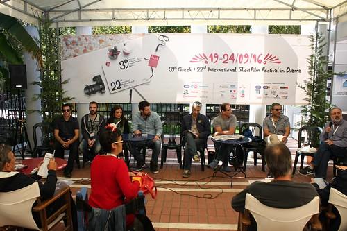 Παρουσίαση Σκηνοθετών, Παρασκευή 23 Σεπτεμβρίου 2016