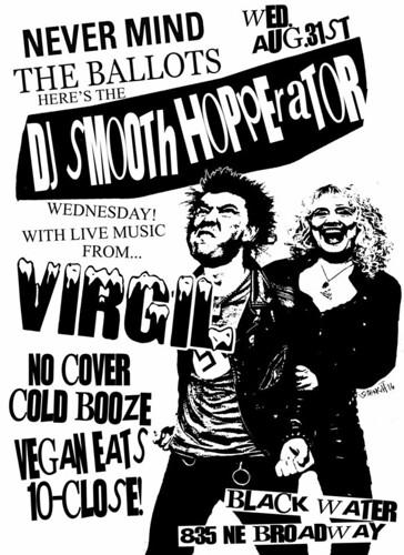 8/31/16 Virgil/DJSmoothHopperator